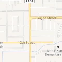 Directions for Jones Grocery in Lake Charles, LA 1843 Gerstner Memorial Dr