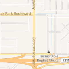 Directions for Arby's Restaurant in Lake Charles, LA 3121 Gertsner Memorial Dr