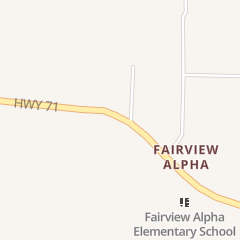 Directions for Fairview Baptist Church in Coushatta, LA 104 Highway 71 84