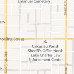 Directions for Lynn's Seafood in Lake Charles, LA 2101 Moeling St