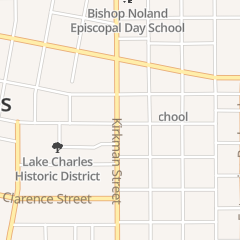 Directions for Mardi Gras Museum in Lake Charles, LA 809 Kirby St Ste 229