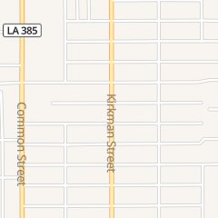 Directions for The Sloppy Taco in Lake Charles, LA 2500 Kirkman St