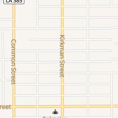 Directions for Cousin's Lebanese Cuisine in LAKE CHARLES, LA 2612 Kirkman St