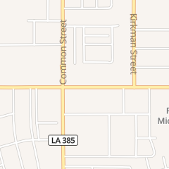Directions for Mr Snow in Lake Charles, LA 661 E Mcneese St