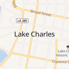 Directions for 1910 in Lake Charles, LA 949 Ryan St