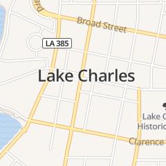 Directions for Westlake Mini Storage in Lake Charles, LA