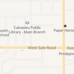Directions for Neighborhood Mini Storage - Lake Charles in Lake Charles, LA 210 W Sale Rd
