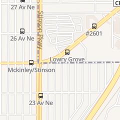 Directions for Louann's Restaurant in Minneapolis, MN 2512 Kenzie Ter