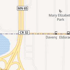 Directions for McDonald's Restaurant in MINNEAPOLIS, MN 1480 85Th Ave N