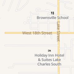 Directions for ST. Charles Place Apartments in LAKE CHARLES, LA 1011 W 18Th St
