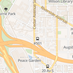 Directions for The Triple Rock in Minneapolis, MN 629 Cedar Ave S
