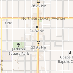 Directions for Caffeenazionale in Minneapolis, MN 2336 Central Ave NE