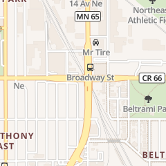 Directions for Mcdonald's Restaurant in Minneapolis, MN 916 W Broadway Ave