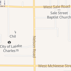 Directions for Roly Poly in Lake Charles, LA 4423 Nelson Rd