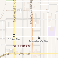 Directions for Shaws Bar and Grill in Minneapolis, MN 1528 University Ave NE