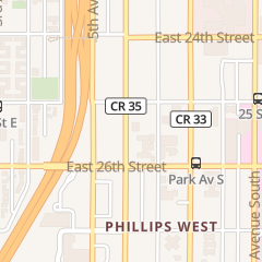 Directions for Ebenezer Care Center in Minneapolis, MN 2545 Portland Ave
