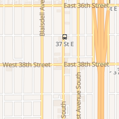 Directions for American Grill in Minneapolis, MN 3752 Nicollet Ave