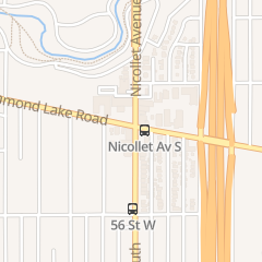 Directions for BEADHIVE LLC in MINNEAPOLIS, MN 5458 NICOLLET AVE
