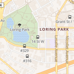 Directions for Loring Kitchen and Bar in Minneapolis, MN 1359 Willow St
