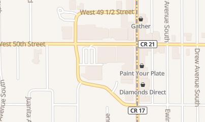 Directions for Edina Municipal Liquor Stores in Minneapolis, MN 3943 W 50th St