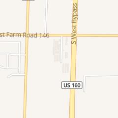 Directions for U-Haul - Neighborhood Dealers in Springfield, MO 1480 S Bradford Ln