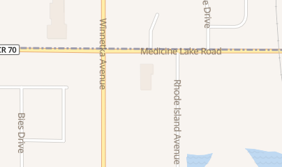 Directions for United Liquors in Minneapolis, MN 7751 Medicine Lake Rd