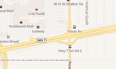 Directions for Mgm Wine & Spirits in Minneapolis, MN 8100 Highway 7