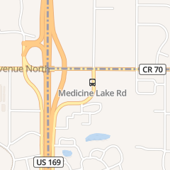 Directions for McDonald's Restaurant in MINNEAPOLIS, MN 9315 Medicine Lake Rd