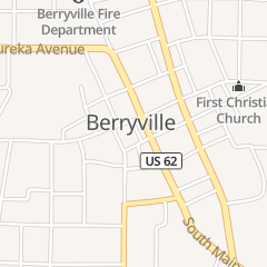 Directions for EL ESCONDIDO in Berryville, ar 304 Public Sq