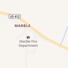 Directions for Marble United Baptist Church in Huntsville, AR 399 Madison 2000