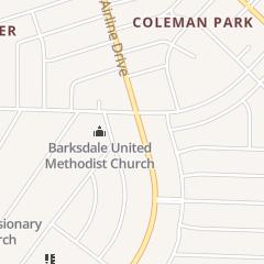 Directions for Caterpillar Corner Learning Center llc in Bossier City, LA 1445 Airline Dr