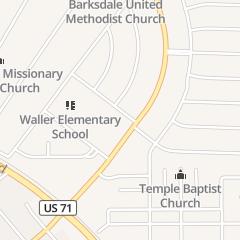 Directions for Dee Dental CO in Bossier City, LA 2452 Murphy St