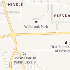 Directions for Davis Kendric in Bossier City, LA 2438 E Texas St