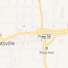 Directions for Madison County Offices in Huntsville, AR 201 W Main St