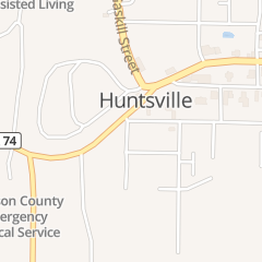 Directions for McLeod Rick in Huntsville, AR 103 S Gaskill St