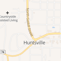 Directions for County of Madison in Huntsville, AR 220 S Gaskill St