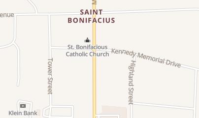 Directions for Gun Stop West in Saint Bonifacius, MN 4110 Main St