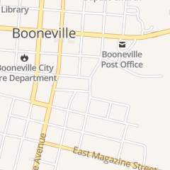 Directions for Arkansas Liquefied Gas CO Inc - Propane Gas Service in Booneville, AR 242 E 1st St