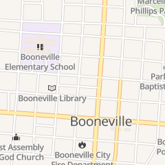 Directions for Anatomy Academy in Booneville, AR 496 N Bennett Ave