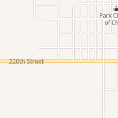 Directions for Grama Beth's Kitchen in Goldfield, IA 405 W Highway 3