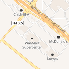 Directions for Mcdonald's Restaurant in Port Arthur, TX 8585 Memorial Blvd