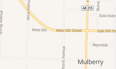 Directions for Bank OZK in Mulberry, AR 115 Mulberry Highway 64 W