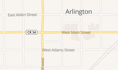Directions for Arlington Liquors Inc in Arlington, MN 418 W Main St