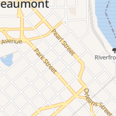 Directions for The Beaumont Club in Beaumont, TX 590 Orleans St