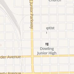 Directions for Alton's Automotive in Beaumont, TX 1470 North St