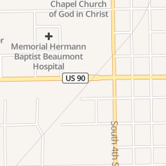 Directions for Transmission Exchange in Beaumont, TX 3005 College St