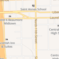 Directions for Ed's Automatic Transmission Inc. in Beaumont, TX 145 Sawyer St