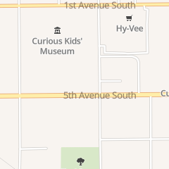 Directions for Eym King of Iowa llc in Fort Dodge, IA 2814 5th Ave S