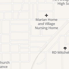 Directions for Sacred Heart Church in Fort Dodge, IA 2220 4Th Ave N
