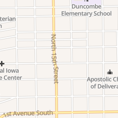 Directions for Dairy Queen in Fort Dodge, IA 201 N 15th St